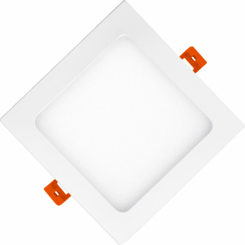 Panou LED Well patrat 9W 146x146mm 4000K 540lm Corpuri de iluminat