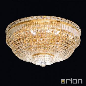PLAFONIERA AMBASADOR DLU 2238/15/100 GOLD Corpuri de iluminat