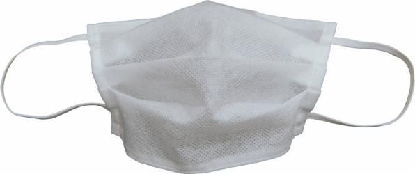 Set 10 x masca de protectie faciala cu elastic 18 x 10 cm Retex Prod Masti chirurgicale si reutilizabile