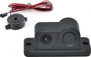 Sistem de parcare auto 2 in 1 Camera marsarier + Senzor de parcare spate Alarme auto si Senzori de parcare