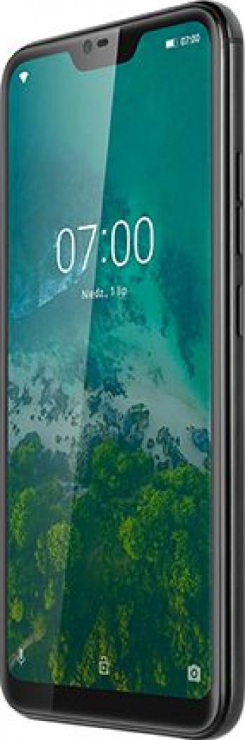 SMARTPHONE LIVE 7 NEGRU KRUGER and MATZ Smartwatch