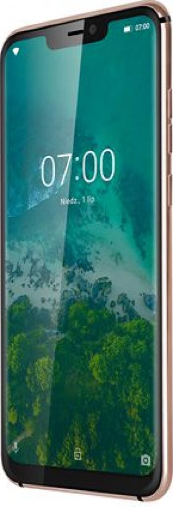 SMARTPHONE LIVE 7S GOLD KRUGER and MATZ Smartwatch