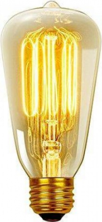 BEC 4W LUMINA CALDA FILAMENT E27 Corpuri de iluminat