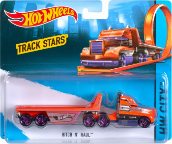 Hot Wheels Camioane Hitch And Haul Jucarii