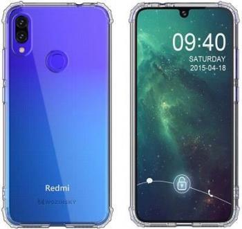 Husa Xiaomi Redmi Note 7 Xiaomi Redmi Note 7 Pro - Wozinsky Anti Shock Clear Huse Telefoane