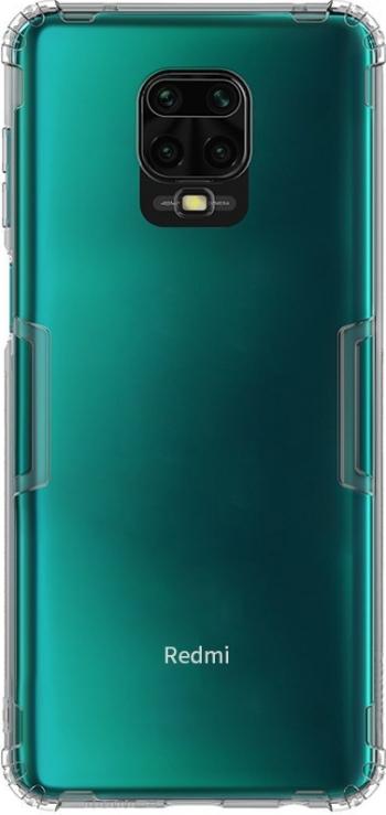 Husa Xiaomi Redmi Note 9 Pro / Xiaomi Redmi Note 9S Nillkin Nature TPU Gel Ultra Slim Transparent