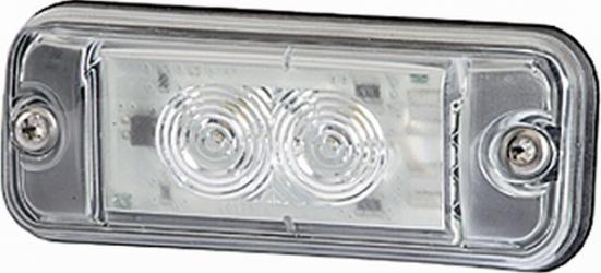 Lumina delimitare LED inaltime 40 latime 100 24V
