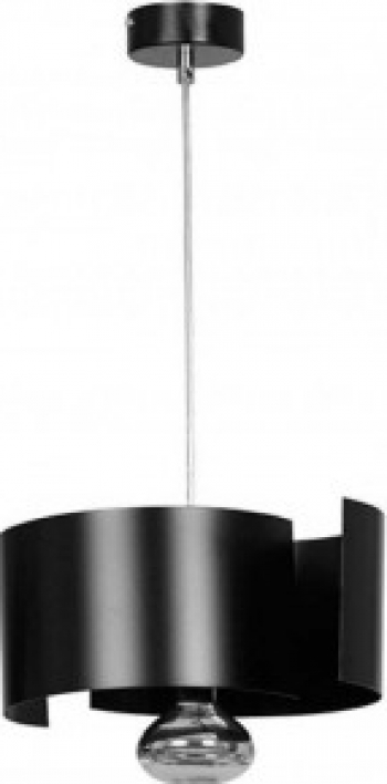 LUSTRA VIXON 1 BLACK Corpuri de iluminat