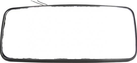 Oglinda exterioara MERCEDES ATEGO09/97-AXOR 03/01- 380x170mm incalzita
