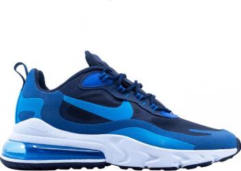 Pantofi Sport Nike Air Max 270 React Albastru Marime 43 Incaltaminte barbati