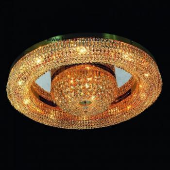 PLAFONIERA SATURN ORION D100 AURIU Corpuri de iluminat