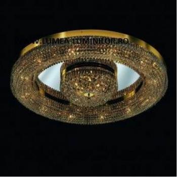 PLAFONIERA SATURN ORION D120 Corpuri de iluminat
