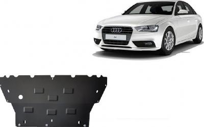 Scut auto metalic motor Audi A4 / toate motorizarile / 2015- Scuturi auto