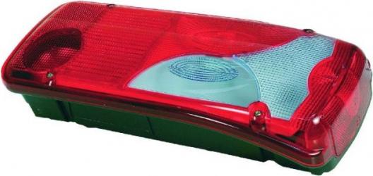Stop lampa spate dreapta LC8 24V soclu AMP 7 pini MAN TGA TGL TGM TGX dupa 2005 Sistem electric