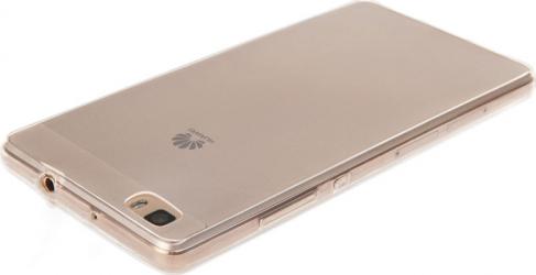 Carcasa Husa silicon Huawei P8 Lite / Huawei Ascend P8 Lite Protectie A+ Transparenta