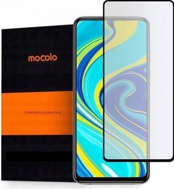 Folie Sticla Xiaomi Redmi Note 9S Redmi Note 9 Pro Redmi Note 9 Pro Max - Mocolo 5D Full Glue Black