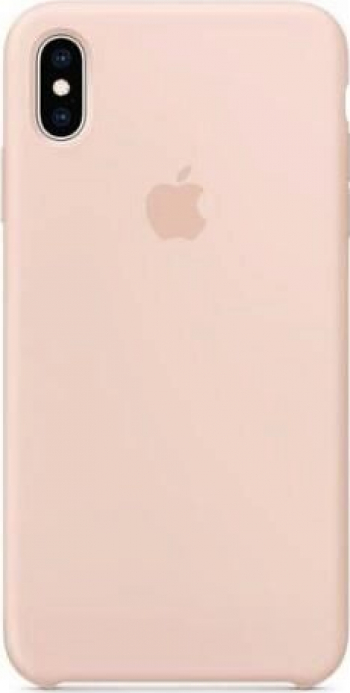 Husa Silicon Apple iPhone XS Max - Apple Case MTFD2ZM/A Pink Sand