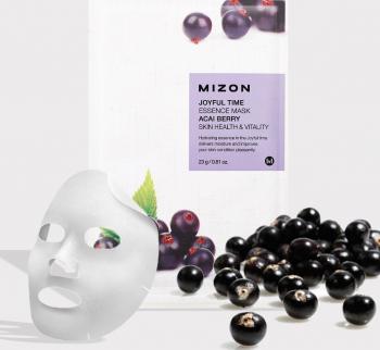 Masca tip servetel cu esenta din fructe de Acai Berry Joyful Time Essence Mask Acai Berry Masti, exfoliant, tonice