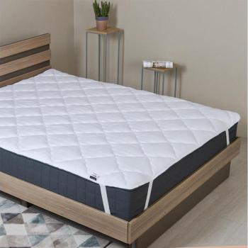 Protectie de saltea matlasata Comfort cu 4 elastice -180x200 cm Pilote