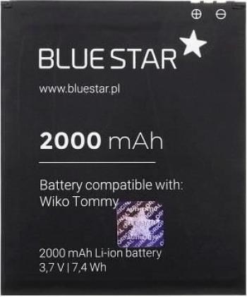 Acumulator Baterie Wiko Tommy Wiko Tommy 2 - Blue Star HQ 2000 mAh Acumulatori