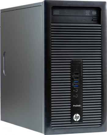 Calculator Refurbished HP ProDesk 400 G2 Tower Intel Core i5-4590S 4GB DDR3 500GB HDD Calculatoare Refurbished