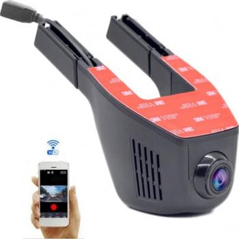 Camera Auto Ultracompacta A5 E-Ace Full HD WiFi Parking Guard Detectie miscare Senzor G