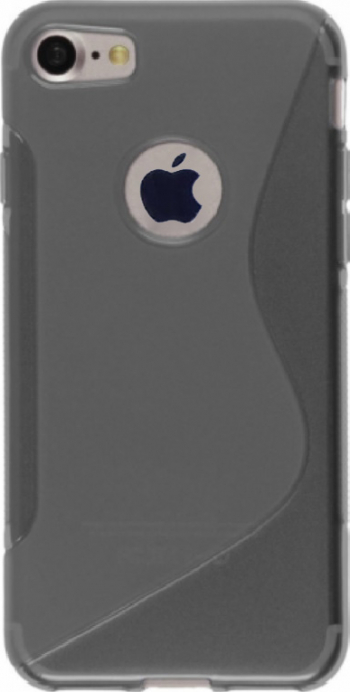 Carcasa Husa de protectie Apple iPhone 7 S-line Grey