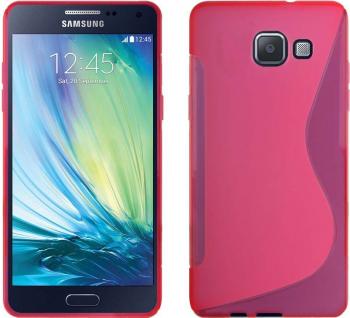 Carcasa Husa de protectie Samsung Galaxy A5 A510 2016 S-line Pink