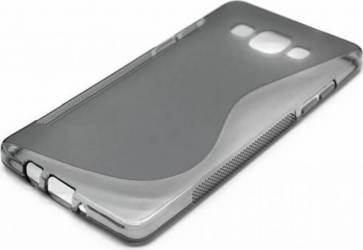 Carcasa Husa de protectie Samsung Galaxy A7 A700 2015 S-line Grey Huse Telefoane