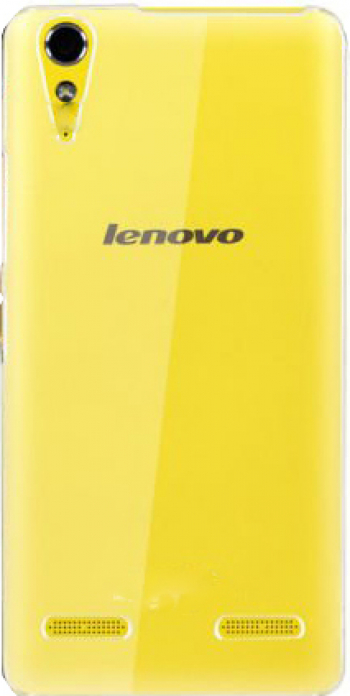 Carcasa Husa silicon Lenovo A6000 Protectie A+ Transparenta