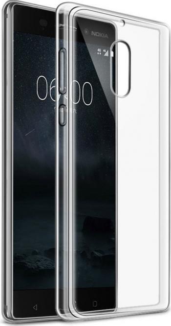 Carcasa Husa silicon Nokia 3 Protectie A+ Transparenta Huse Telefoane