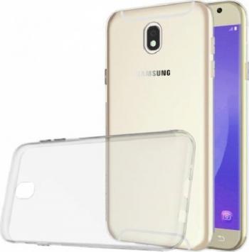 Carcasa Husa silicon Samsung Galaxy J3 2017 de Protectie Transparent Antisoc TPU Viceversa