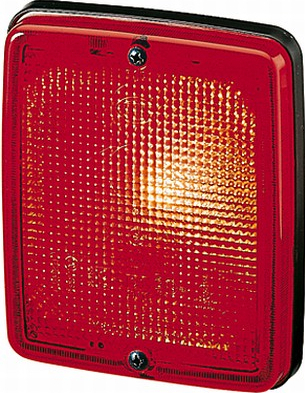 Dispersor lampa ceata spate DB NEOPLAN IVECO M2000 Sistem electric
