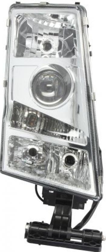 Far dreapta 3H7/D2S/PY21W/W5W manual soclu rotund cu invertor VOLVO FH FH 12 FH 16 dupa 2002 Sistem iluminat