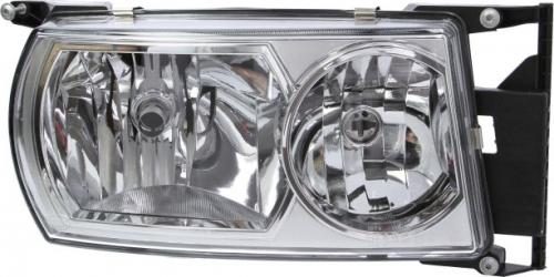 Far dreapta H1/H7 electric crom fara semnalizator SCANIA P G R T dupa 2012 Sistem iluminat