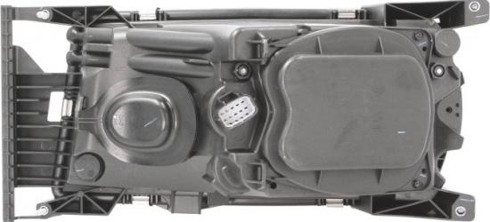 Far dreapta H1/H7 manual crom fara semnalizator SCANIA P G R T dupa 2012 Sistem iluminat