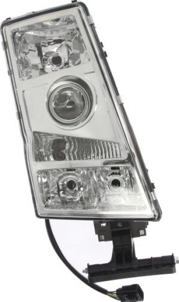 Far dreapta H7/PY21W/W5W manual soclu dreptunghiular VOLVO FH 12 FM dupa 1993 Sistem iluminat