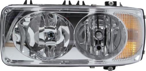 Far stanga H1/H7/P21W/W5W electric DAF CF 65 CF 75 CF 85 LF 45 LF 55 XF 105 XF 95 dupa 2001 Sistem iluminat