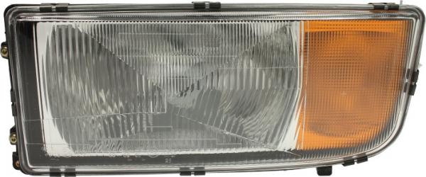 Far stanga H4 manual MERCEDES ACTROS dupa 1996 Sistem iluminat