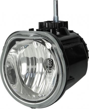 Far universala stanga/dreapta transparent negru IVECO STRALIS TRAKKER dupa 2002 Sistem iluminat