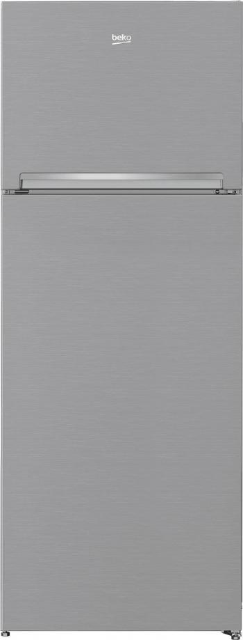 Frigider cu doua usi Beko RDNE455K30ZXBN 406 L Clasa A++ NeoFrost Dual Cooling EverFresh+ NoFrost Inox Frigidere Combine Frigorifice
