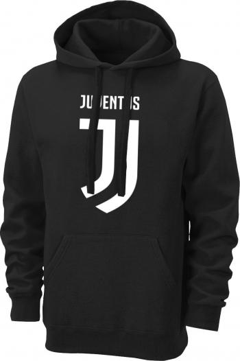 Hanorac suporter Juventus negru marimea XL