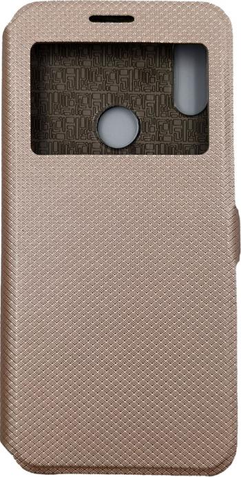 Husa Flip Carte Huawei Y6S model S-View cu Stand Telefon Antisoc Viceversa