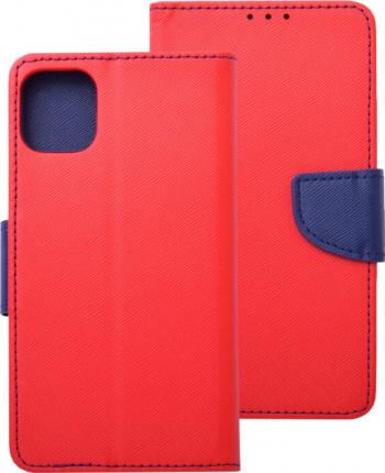 Husa iPhone 11 Pro Flip MyFancy - Rosu Huse Telefoane