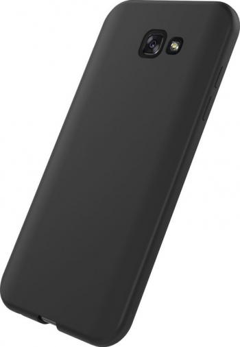 Husa Samsung Galaxy A3 2017 A320 de Protectie Neagra TPU GEL Black Huse Telefoane