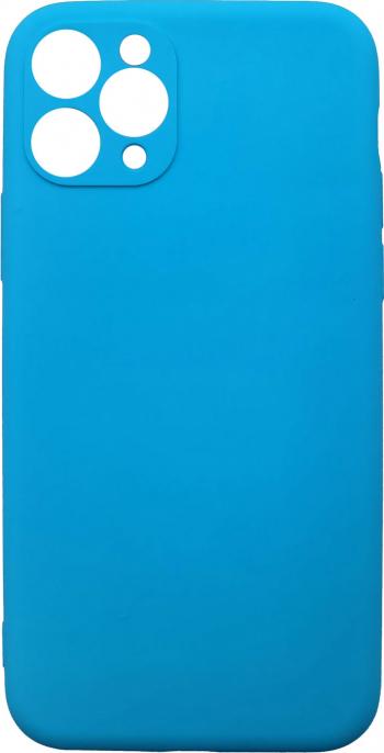 Husa silicon Apple iPhone 11 Pro model Mat cu Protectie Camera Antisoc TPU Viceversa Huse Telefoane