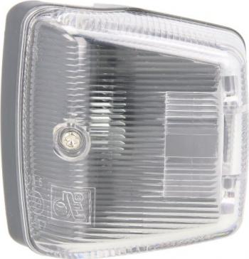 Lampa Semnalizator dreapta culoare sticla alb PY21W MERCEDES ATEGO 3 dupa 2013