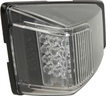 Lampa Semnalizator partea dreapta culoare sticla transparent LED cu 2 pini cu fire VOLVO FM dupa 2012 Sistem electric