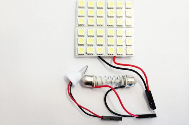 Led panel 36 SMD alb Proiectoare, Lampi si Leduri