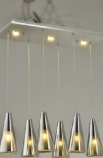 LUSTRA CONE 6 Corpuri de iluminat